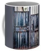 Metal Gates Coffee Mug