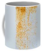 Metal Rust Coffee Mug