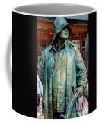 Metal Sailor Coffee Mug