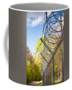 Metal Sharp Barbed Wire Coffee Mug