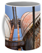 Metal Silos Coffee Mug