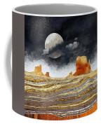 Metallic Desert Coffee Mug