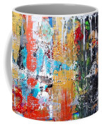 Metallic Winter Coffee Mug