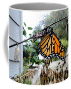 Metamorphosis Of The Monarch Coffee Mug