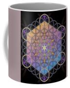 Metatrons Cube Coffee Mug