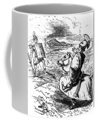 Metius Aggravating Titus Manlius Coffee Mug