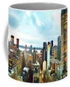 Metro Skyline Coffee Mug