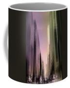 Metropolis Sunset Coffee Mug