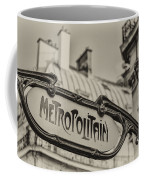 Metropolitain Coffee Mug