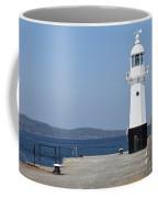 Mevagissey Lighthouse Coffee Mug