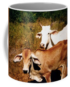 Mexican Cattle Coffee Mug