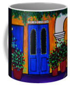 Mexican Door Coffee Mug