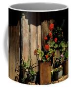 Mexican Geraniums Coffee Mug