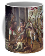 Mexico: Christian Martyrs Coffee Mug