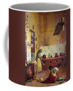 Mexico: Kitchen, C1850 Coffee Mug