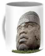 Mexico: Olmec Head Coffee Mug