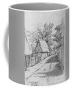 Mexico Streetscape Coffee Mug