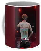 Mgk Back Coffee Mug
