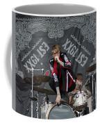 Mgk Drums Coffee Mug