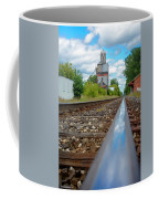 Mi New Haven Rail Road Reflections Coffee Mug
