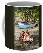 Mia-gao Fishing Children 1 Coffee Mug