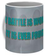 Miami Dolphins Battle Coffee Mug