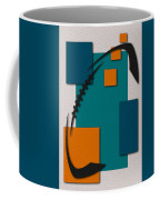 Miami Dolphins Football Art Coffee Mug