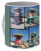 Miami Huts Coffee Mug