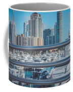 Miami Marina Coffee Mug