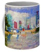 Miami Seaplane Coffee Mug