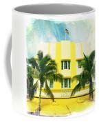 Miami South Beach Ocean Drive 2 Coffee Mug