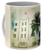 Miami South Beach Ocean Drive 3 Coffee Mug