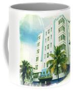 Miami South Beach Ocean Drive 4 Coffee Mug