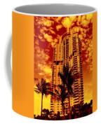 Miami South Pointe IIi Coffee Mug