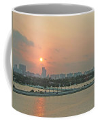 Miami Sunrise Coffee Mug