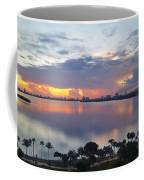 Miami Sunrise Part 1 Coffee Mug