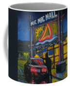 Mic Mac Mall  Spectre Of The Next Great Depression Coffee Mug