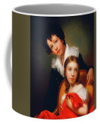 Michael Angelo And Emma Clara Peale Coffee Mug
