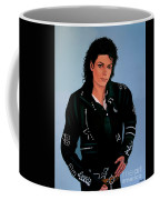 Michael Jackson Bad Coffee Mug