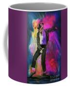 Michael Jackson Coffee Mug