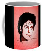 Michael Jackson - Thriller - Pop Art Coffee Mug