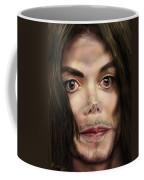 Michaels Magnum Opus 1 Coffee Mug by Reggie Duffie