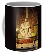 Michelangelo Masterpiece Of A Mother's Love Coffee Mug