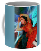 Michelle Ahl Pensive Moment Coffee Mug