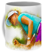 Michelle Wie Finally Won Her First Major Championship Coffee Mug