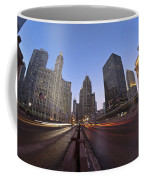 Michgan Avenue Action Coffee Mug