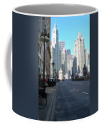 Michigan Ave Tall Coffee Mug