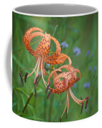Michigan Lilly Coffee Mug