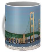 Michigan Mighty Mac Coffee Mug