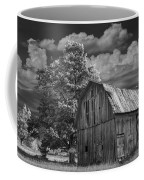 Michigan Old Wooden Barn Coffee Mug